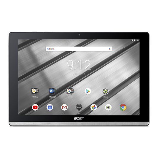 Acer Iconia One 10 B3-A50-K3AA zilver