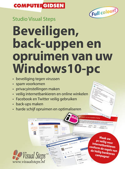Visual Steps Onderhoud op W10-pc