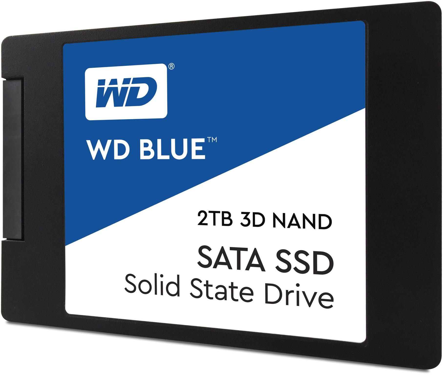 WD Blue 3D Nand 2TB