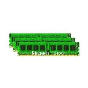 Kingston 12GB DDR3-1066 Quad ECC kit