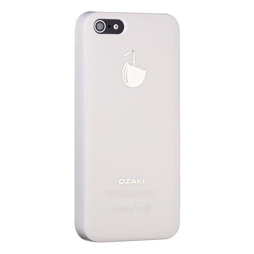 Ozaki O!coat Fruit Coconut iPhone 5/5S/SE wit