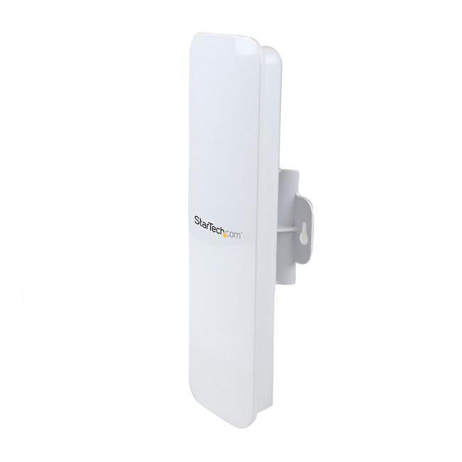 StarTech.com 150 Mbps 1T1R draadloos-N toegangspunt voor buiten 2,4GHz 802.11b-g-n PoE-aangestuurd