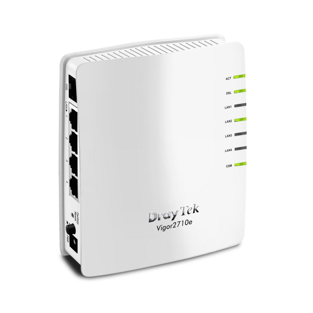 DrayTek Vigor 2710e Annex A modem/router