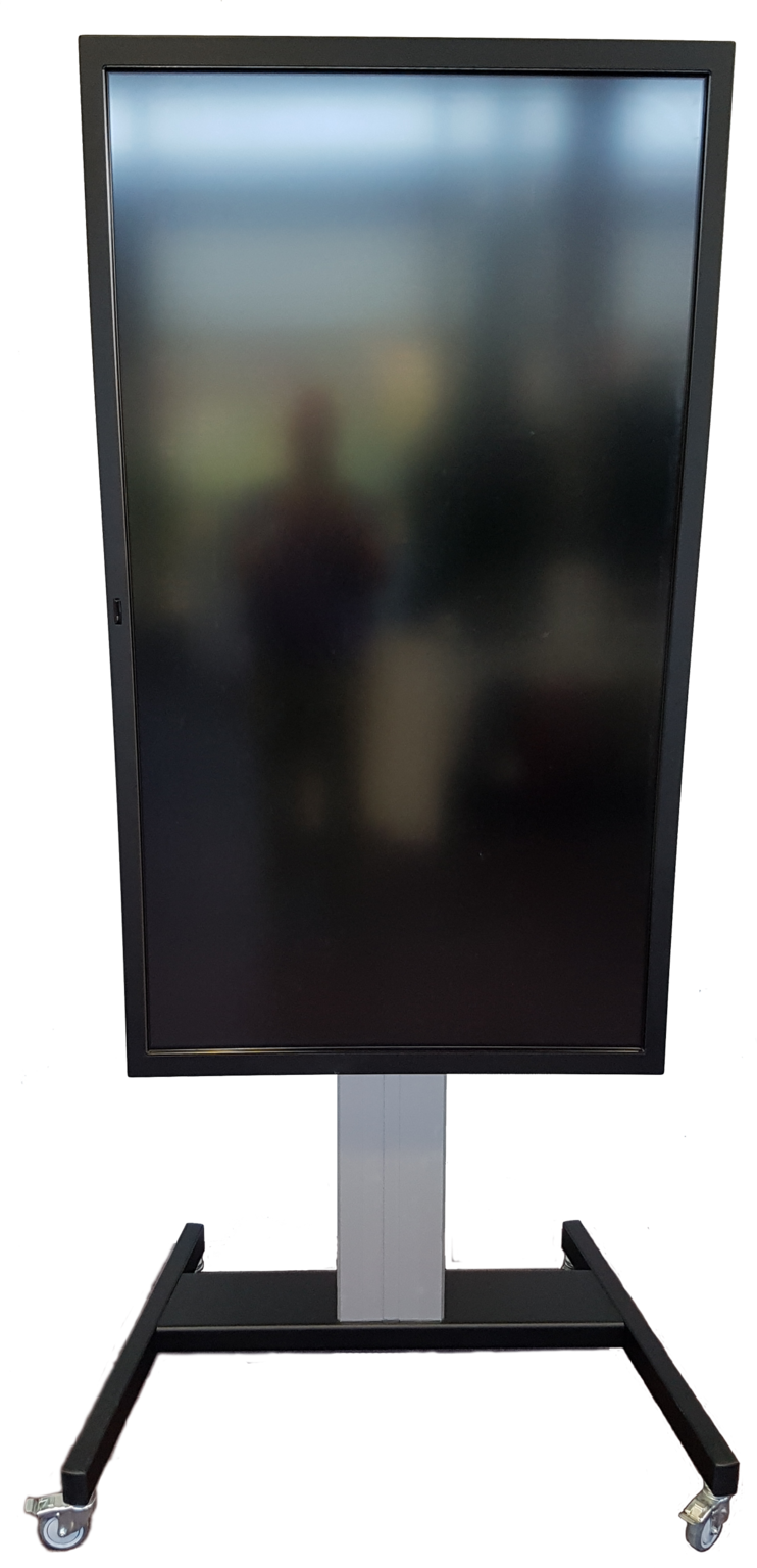 Yorcom 65inch Touch LCD met 1 dag huur