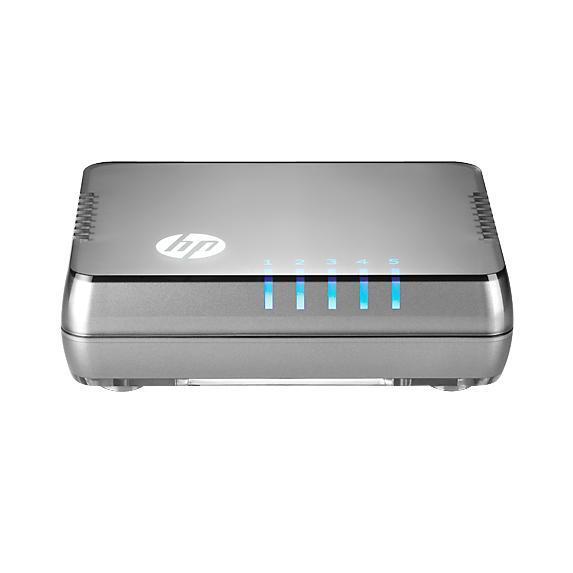 HP 1405-5G v2 Gigabit switch