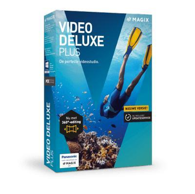 Magix, Video Deluxe Plus