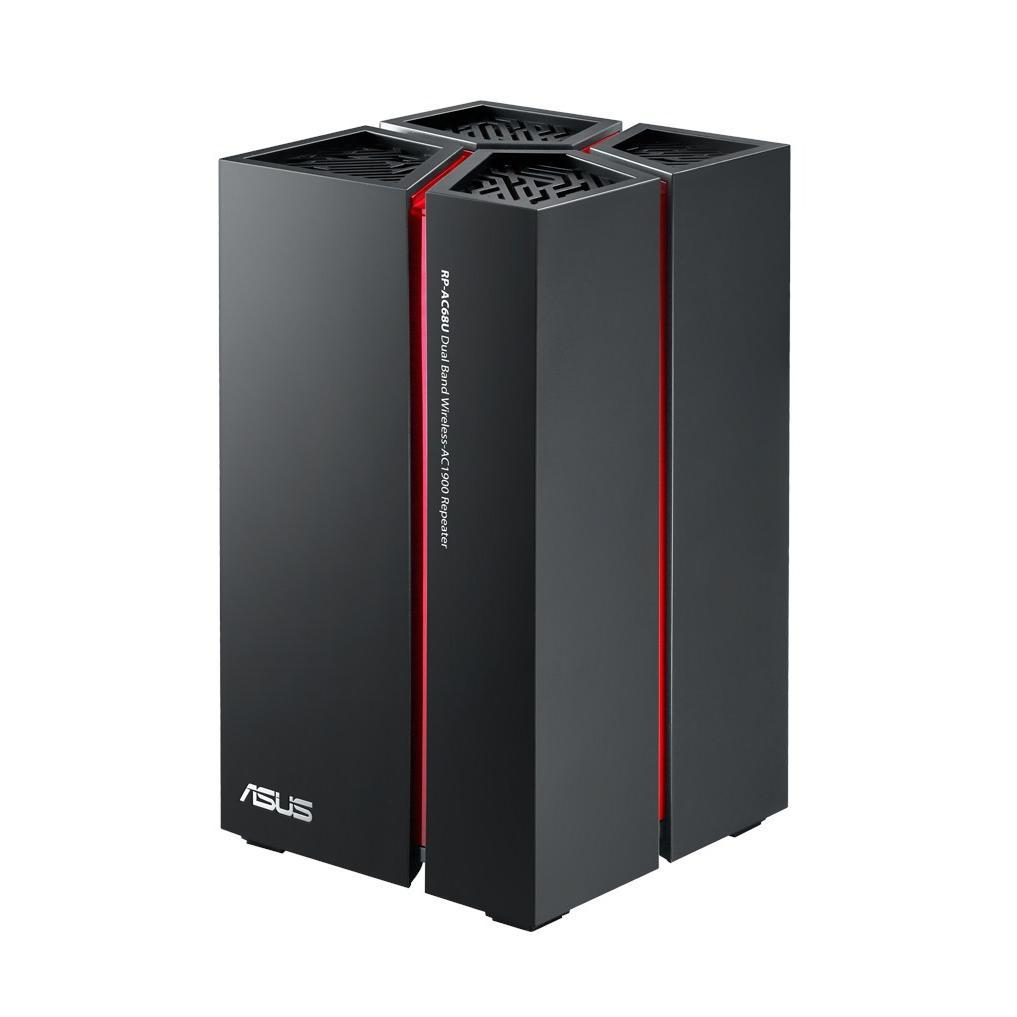 Asus WiFi repeater 1900 Mbit-s 2.4 GHz, 5 GHz