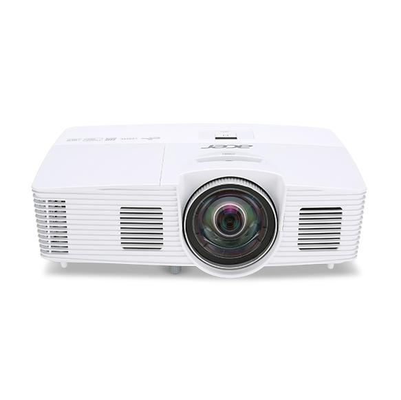 Image of Acer Beamer S1383WHne 3100 ANSI, 1280x800, 3D