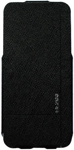 Ozaki Ozaki, O!coat Aim High Strength beschermhoes voor iPhone 5 (Zwart) (OC553SH)