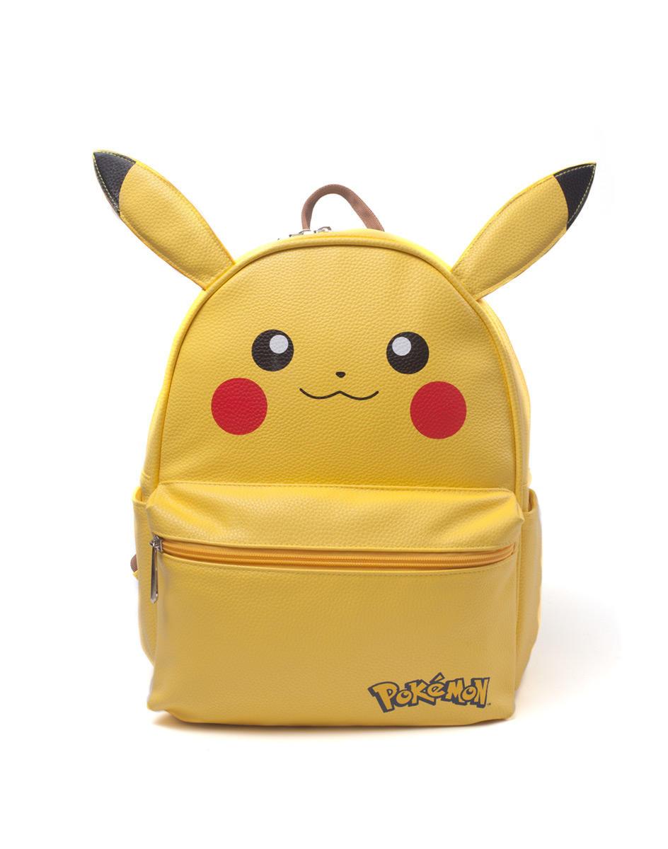 Difuzed Pikachu shaped rugzak