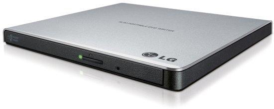LG GP57ES40 DVD brander zilver