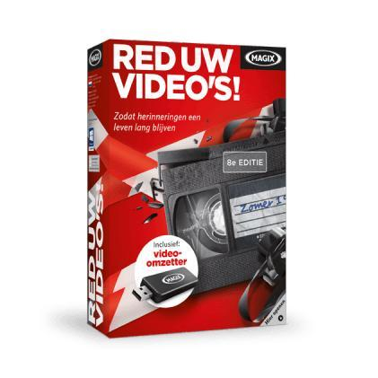 Magix Red Uw Video's! 8