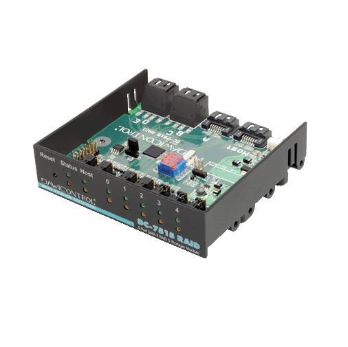 Dawicontrol DC-7515 Bay Raid Controller