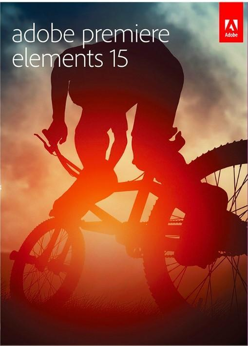 Image of Adobe Premiere Elements 15