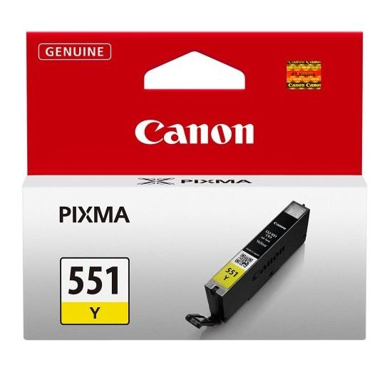 Canon CLI-551Y geel