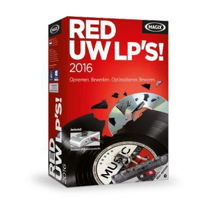 Red Uw LP's! 2016