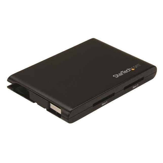 StarTech dubbele SD kaartlezer