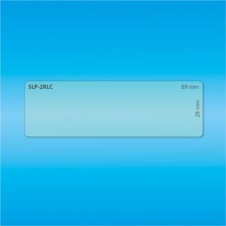 Seiko SLP-2RLC Clear label 28x89mm