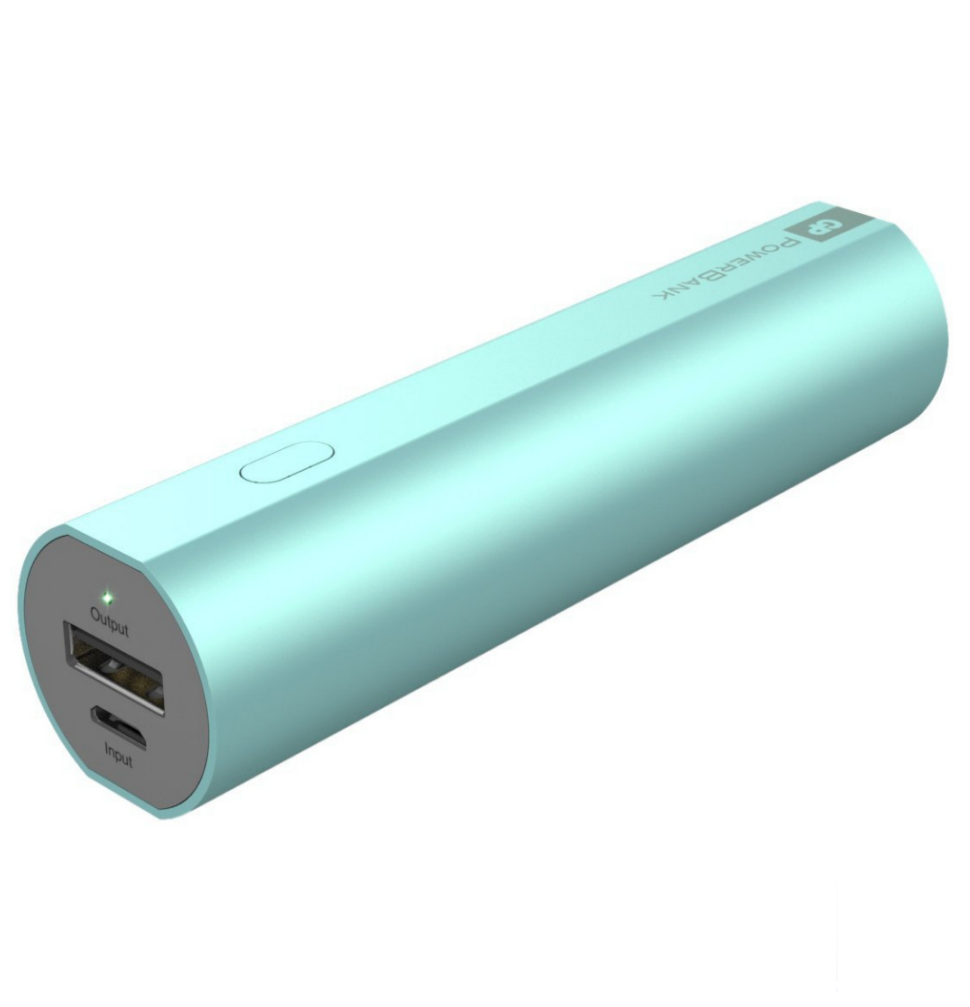 GP FN02M Powerbank blauw