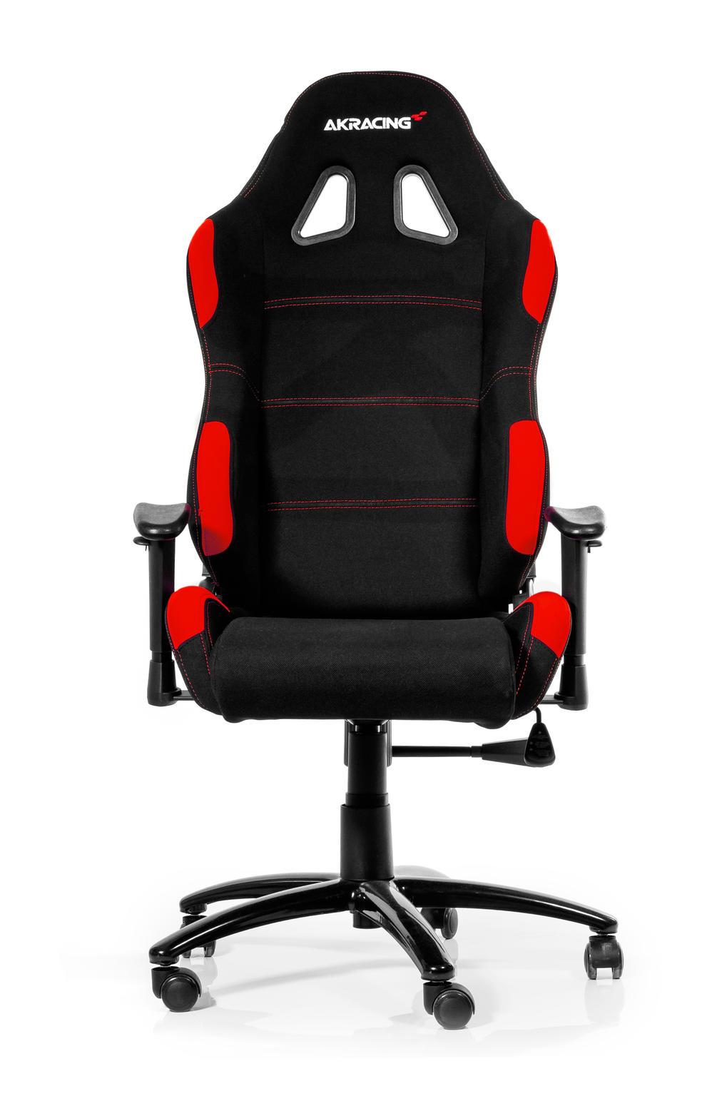 Gaming stoel AKRACING Gaming Chair zwart-rood