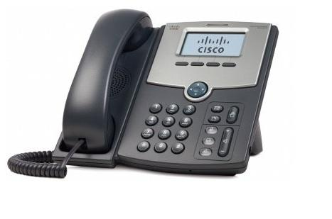 Cisco SPA502G IP telefoon