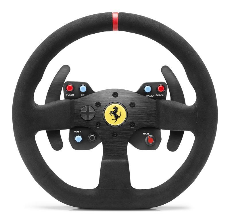Thrustmaster 599XX EVO 30 Wheel Add-On Alcantara