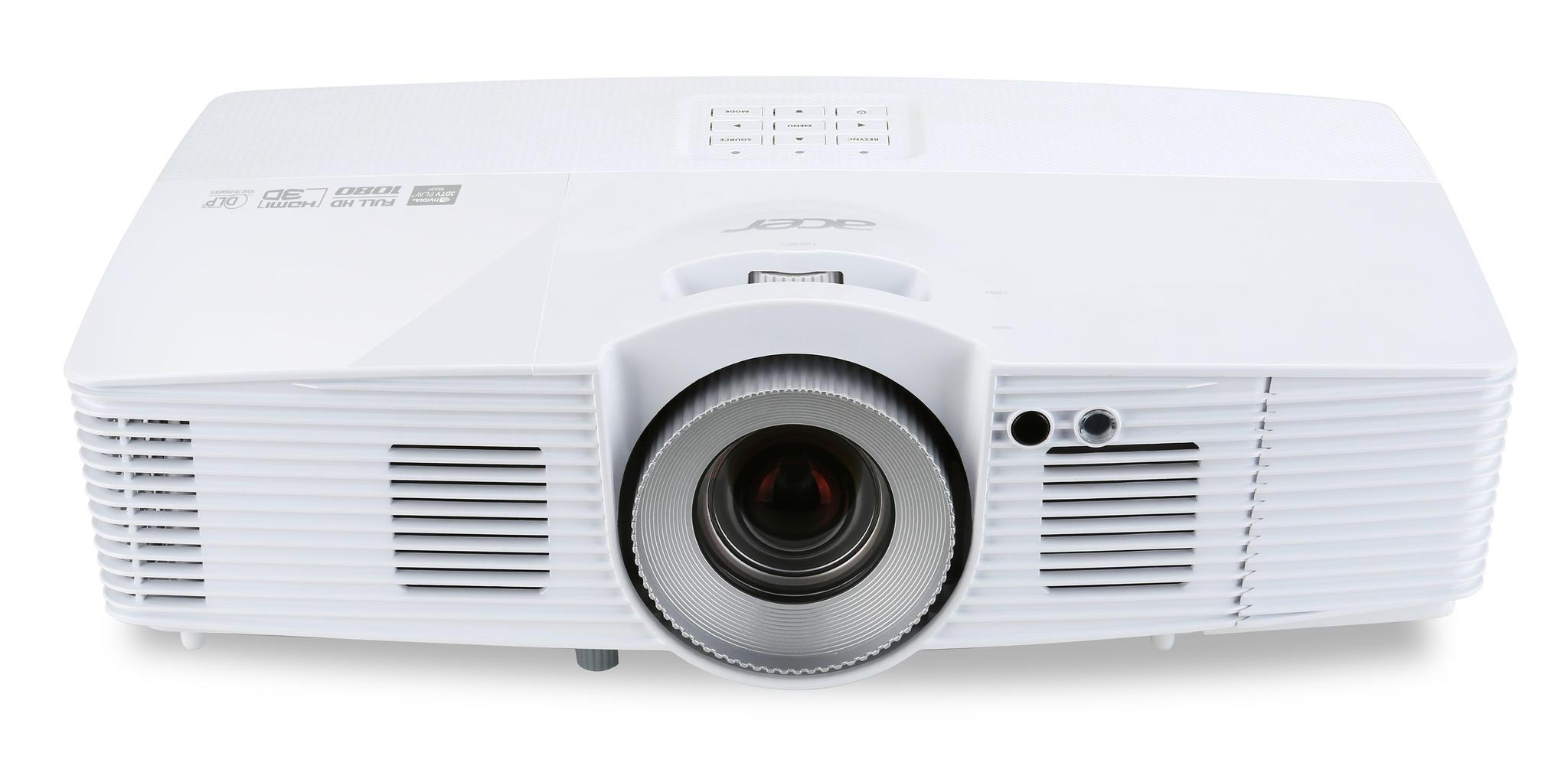 Acer Projector Acer V7500 DLP FullHD 3D 2500 Ansi, 20000:1,HDMI-MHL (MR.JM411.001)