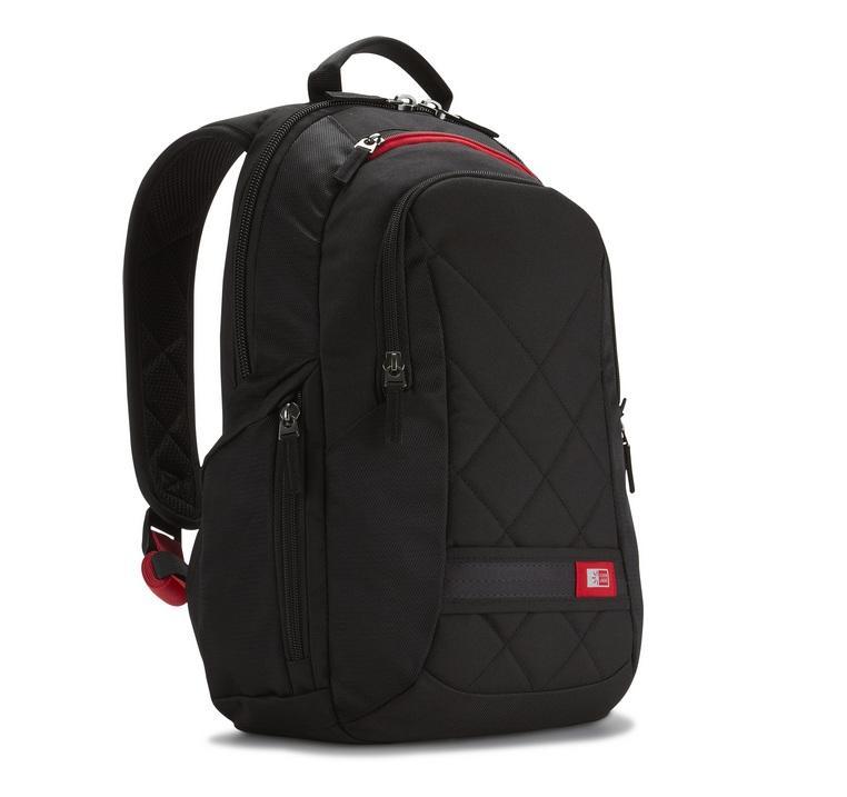 Case Logic sportieve backpack 13-14.1 -13-15 Macbook zwart