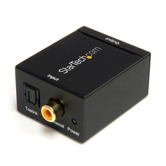StarTech SPDIF / Toslink naar RCA Audio