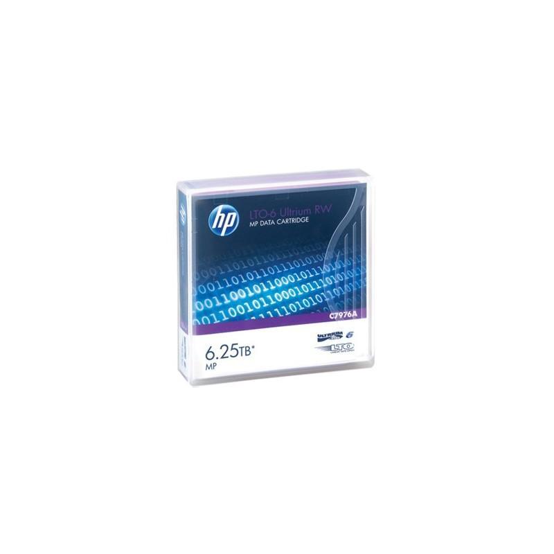 HP Back up LTO-6 Ultrium 6,25TB 20 stuks