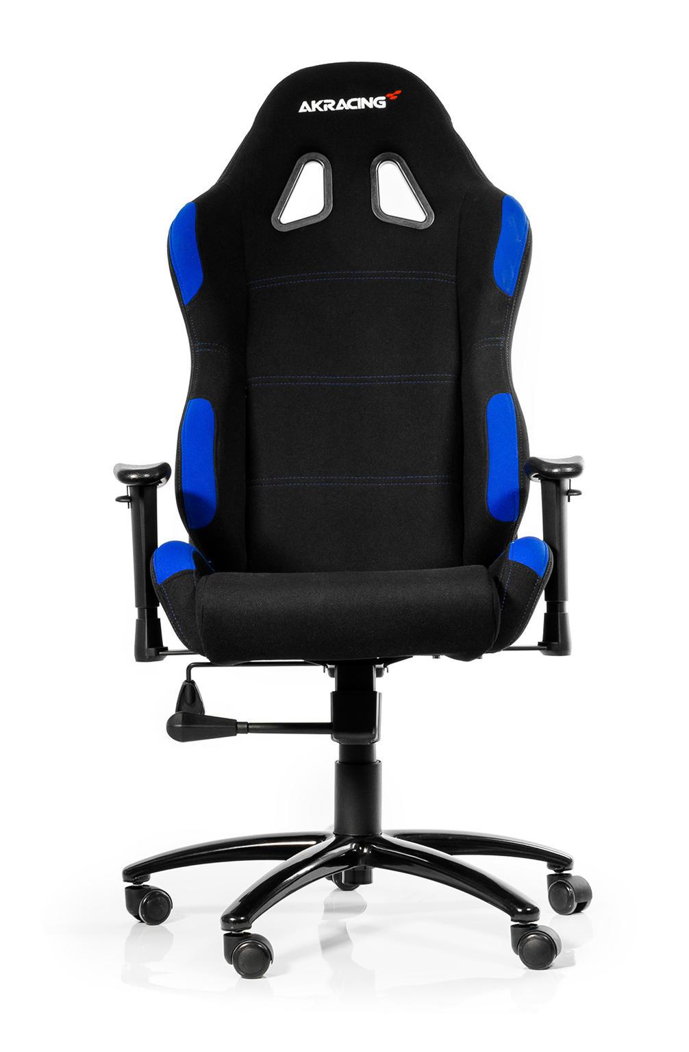 Gaming stoel AKRACING Gaming Chair zwart-blauw