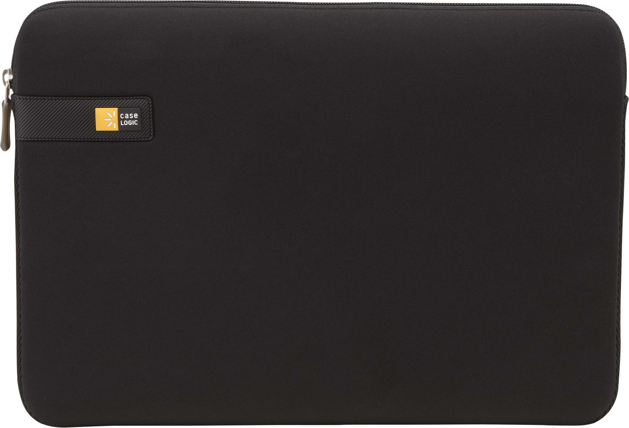 Case Logic 15-16 Sleeve zwart LAPS-116