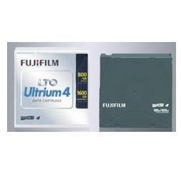 Image of Fuji LTO Ultrium 4 Data Cartridge 800/1600GB p/n 48185