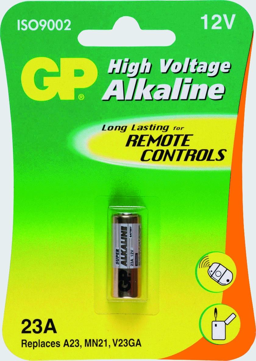GP Hoog voltage 23A batterij