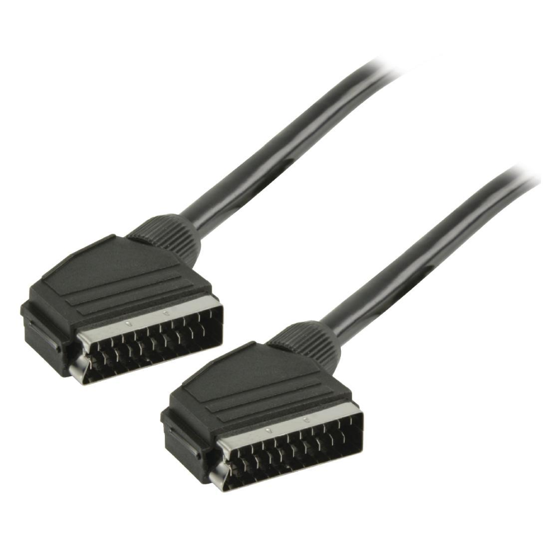 Image of Scart Kabel Male-male 2m