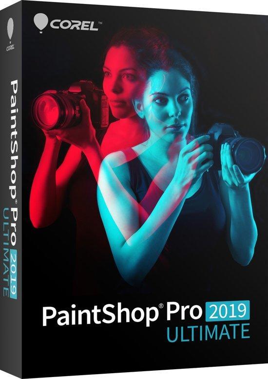 Corel PaintShop Pro 2019 Ultimate ML