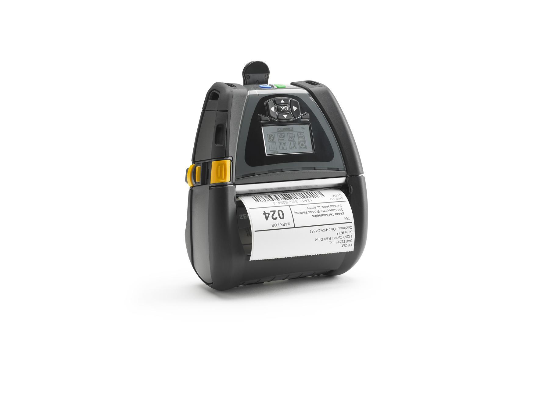 Zebra DT Printer QLn420, CPCL, ZPL, (QN4-AUNAEM11-00)