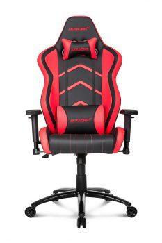 Gaming stoel AKRACING Player Gaming Chair zwart-rood