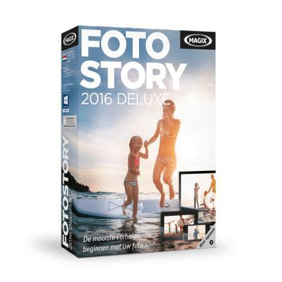 Image of Magix Fotostory 2016 Deluxe