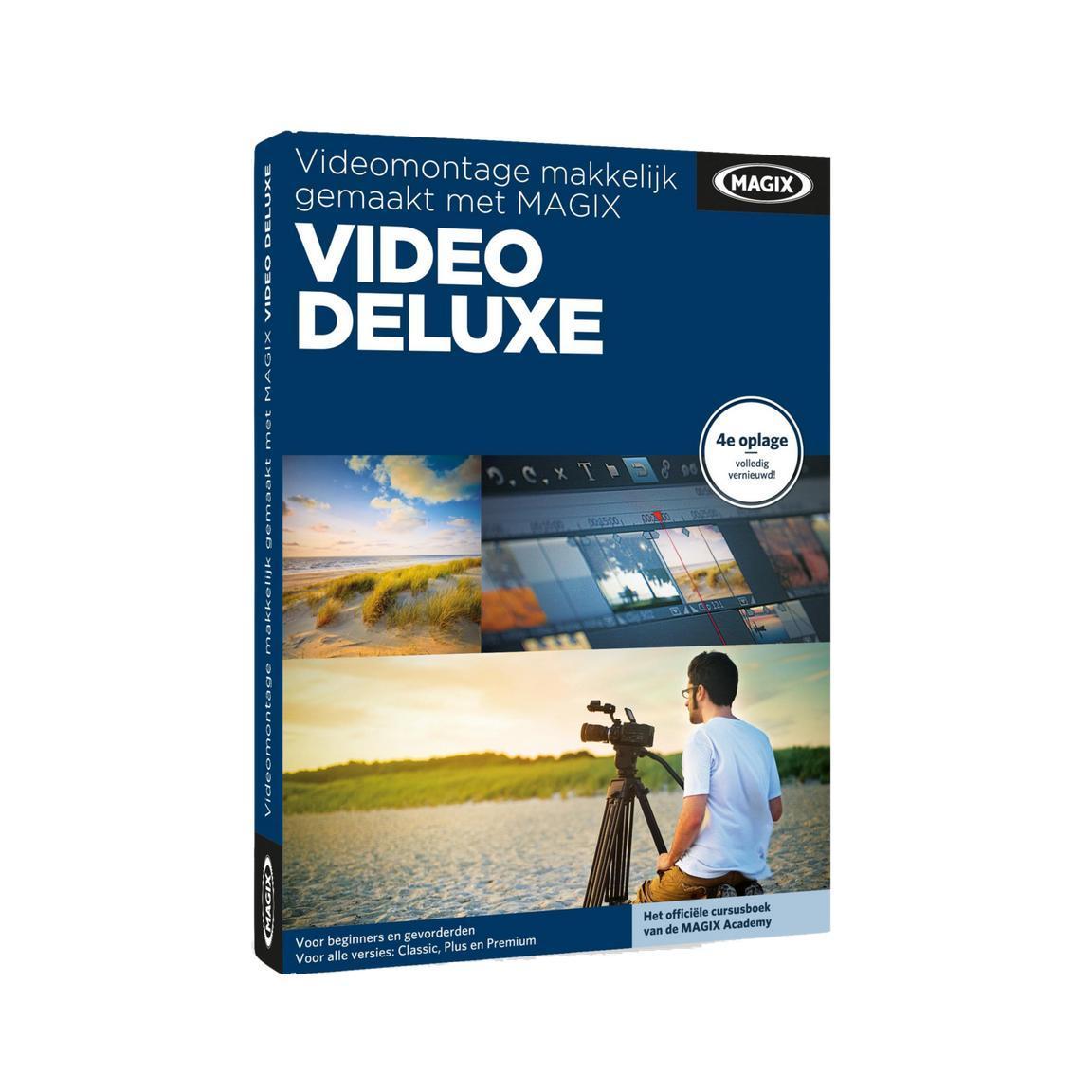 videomontage makkelijk gemaakt met magix video deluxe boek 4017218773530 yorcom. Black Bedroom Furniture Sets. Home Design Ideas