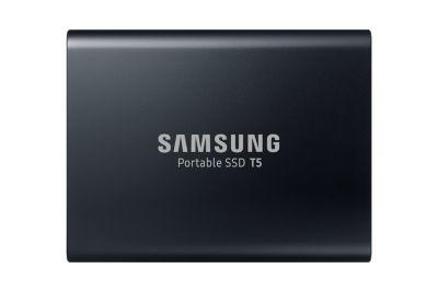Samsung SSD T5 1TB zwart