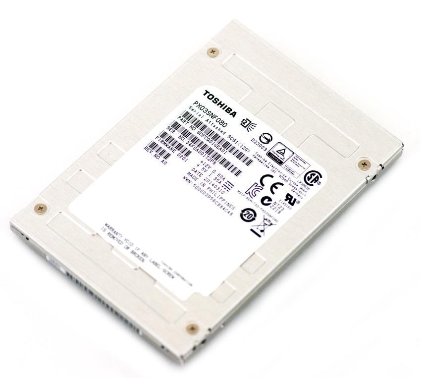 Toshiba Enterprise 200GB PX03SNF020