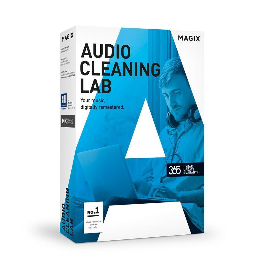 Image of Audio Cleaning Lab 2017