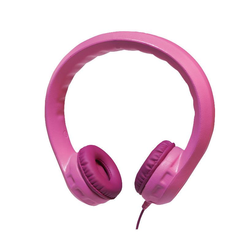 LogiLink kinder koptelefoon roze