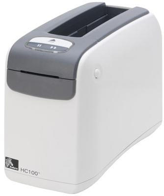Zebra HC100 Polsband printer