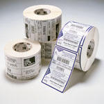 Zebra Z-Select 2000D 475 labels 102x125mm 1 rol