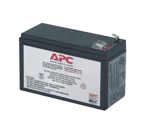 APC oplaadbare batterij RBC40