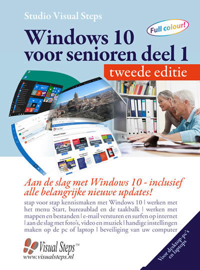 Visual Steps Windows 10 voor Senioren deel 1