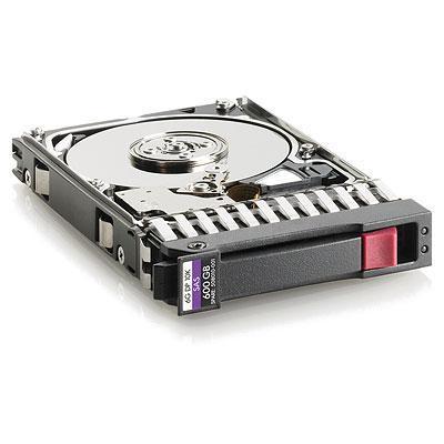 HP 600GB 6G SAS 10K SFF DP Ent