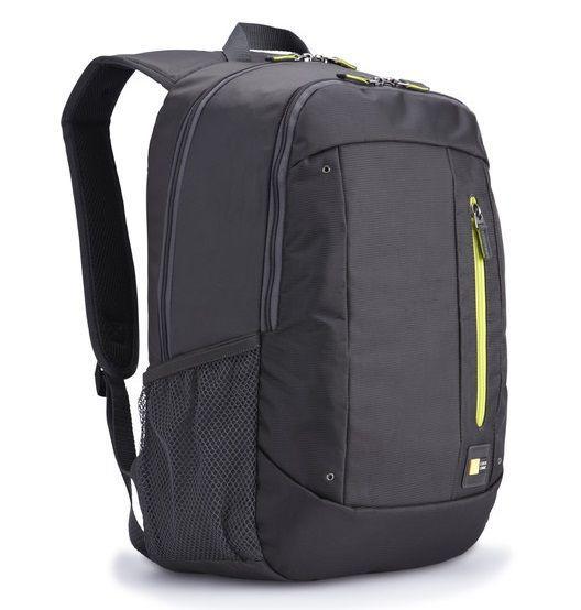 Case Logic notebook backpack nylon grijs 15,6